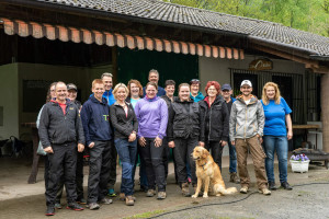 Read more about the article Mantrailing Workshop vom 18. – 19. Mai 2019
