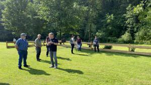 Read more about the article Spürhund Seminar mit Egon Baumgart