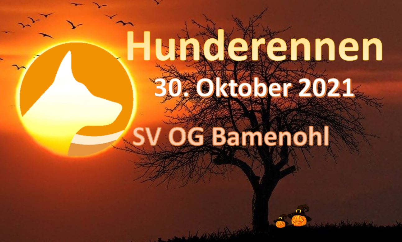 You are currently viewing Hunderennen 2021